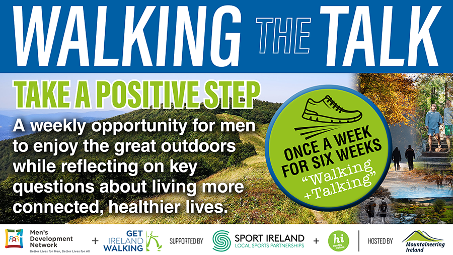 Walking the Talk poster